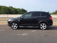 CHEVROLET CAPTIVA DIESEL AUTOMATIC 7 SEATS