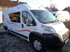 Fiat Freespirit campervan / motorhome 180 watt solar panel