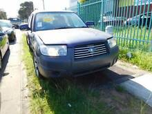 Subaru Forester 06/06 5 Speed Manual Wrecking Canley Vale Fairfield Area Preview