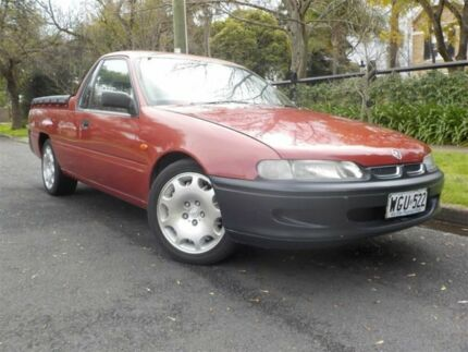 1997 Holden Commodore VS II Red 4 Speed Automatic Utility