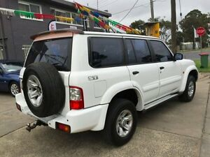 2004 Nissan Patrol GU III ST-L (4x4) White 4 Speed Automatic Wagon Brooklyn Brimbank Area Preview
