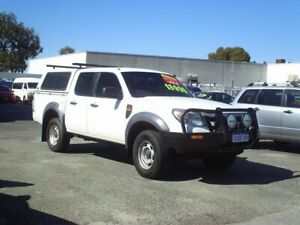 2009 Ford Ranger White Automatic Utility Embleton Bayswater Area Preview