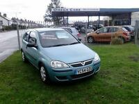 Vauxhall Corsa 1.0i Life 3 Dr Automatic