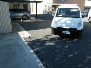 2013 Peugeot Partner B9P Update 1.6 HDi White 5 Speed Manual Van South Fremantle Fremantle Area Preview