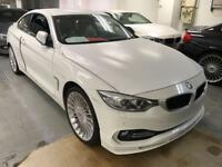 2018 BMW Alpina B4 BiTurbo Coupe - White - Black Leather