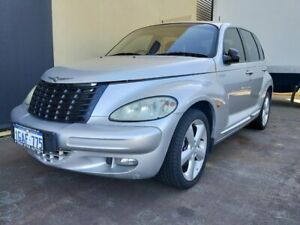 2005 Chrysler PT Cruiser MY05 Upgrade Limited Silver 4 Speed Automatic Hatchback Malaga Swan Area Preview