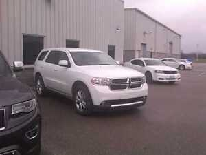 2013 Dodge Durango All wheel drive / clean with 20's! London Ontario image 6