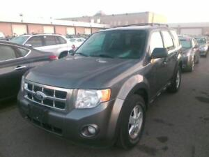 2011 FORD ESCAPE XLT LEATHER 4WD LOADED EASY CAR FINANCE