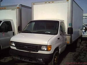2004 Ford E-450 CERTIFIED , E-TESTED, 16 FT, RAMP