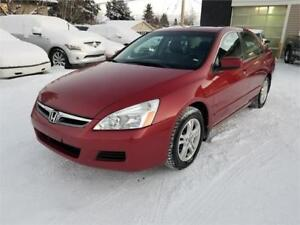 2007 Honda Accord **** Navigation **** Leather **** Sunroof ****