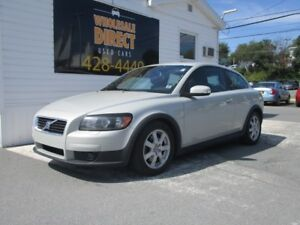 2008 Volvo C30 COUPE 2.4i*SPARE SET OF TIRES*