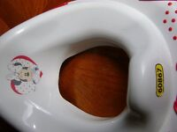 DISNEY BABY TOILET TRAINING SEAT MINNIE MOUSE