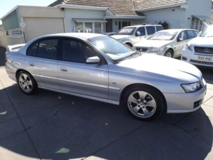 2005 Holden Commodore VZ MY05 Lumina Silver 4 Speed Automatic Sedan Park Holme Marion Area Preview