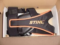stihl strimmer harness wanted or husquvarna ++++++++++++++++++