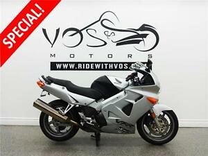 2001 Honda VFR800F - V2356 - Financing Available**