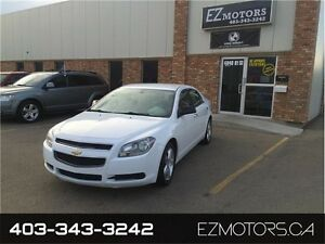 2012 Chevrolet Malibu LS--FULLY SERVICED--WE FINANCE!