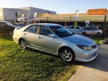 2004 Toyota Camry MCV36R Sportivo Sky Blue 4 Speed Automatic Sedan Wangara Wanneroo Area Preview