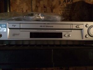 Sony VCR & VHS Cassettes