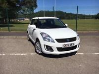 Suzuki Swift 1.2 SZ3 2015 *LOW MILES, GREAT VALUE, £30 A YEAR ROAD TAX*