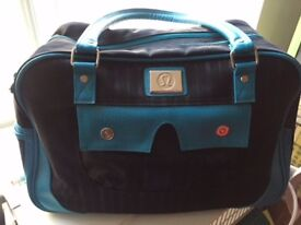 Lululemon gym duffle sports bag - older edition