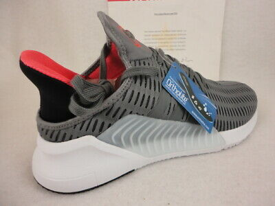 Adidas Climacool 02/17, Grey Mesh, Athletic Training Shoes, CG3346, Size 11
