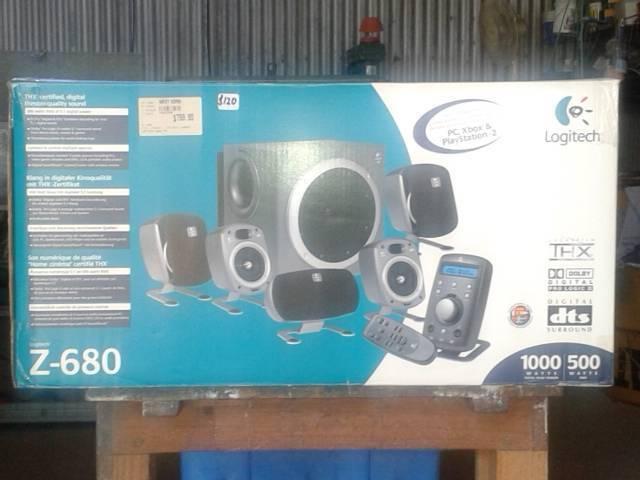 Surround sound system | Home Theatre Systems | Gumtree Australia ...