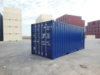 Secure Container Self Storage