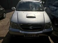 KIA SEDONA DIESEL 7 SEATER VERY GOOD CONDITION 89000 MILES DRIVES NICE NO FAULTS RELIABLE 7 SEATER
