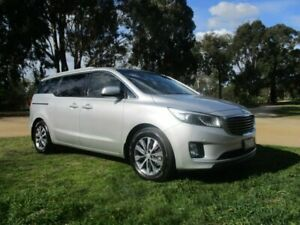 2016 Kia Carnival YP MY16 SLi Silver 6 Speed Sports Automatic Wagon Lucknow East Gippsland Preview