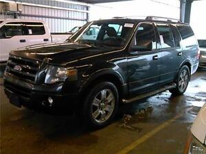 2010 FORD EXPEDITION LIMITED 4WD 8 PSNGR LTHR ROOF NAV DVD