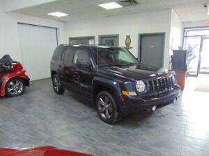 Jeep Patriot HIGH ALTITUDE 2014