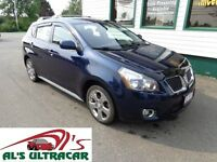 2009 Pontiac Vibe AWD only $95 bi-weekly all in!