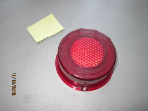 Opel GT Red Taillight Lens