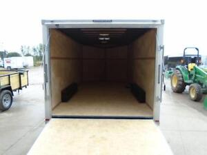 QUALITY TRAILER, GREAT PRICE! 8X16 ATLAS WITH RAMP DOOR!! London Ontario image 5