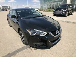 2018 Nissan Maxima SL WITH ROOF
