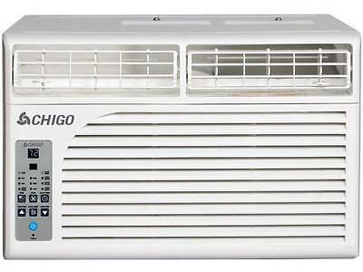 Chigo WC1-08E-01 Energy Star 8,500 BTU Window Air Conditioner with MyTemp Remote