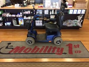 USED LEGEND XL MOBILITY SCOOTER GREAT CONDITION