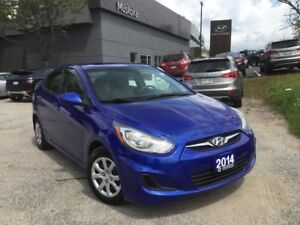 2014 Hyundai Accent GL Automatic - GREAT FUEL CONSUMPTION!