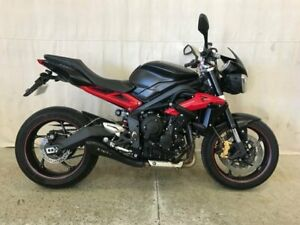 2015 Triumph Street Triple R 675CC Enoggera Brisbane North West Preview