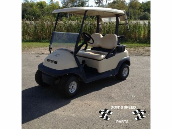 Used 2009 Club Car PRECEDENT GAS