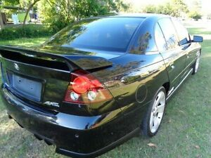 2005 Holden Commodore VZ SSZ Black 4 Speed Automatic Sedan Chermside Brisbane North East Preview