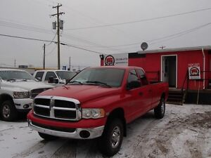 2003 DODGE RAM 2500 ST QUAD CAB LONG BE