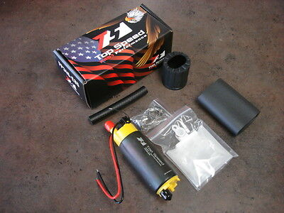 Top Speed Pro 1 E85 345LPH Upgrade In Tank Fuel Pump All Skyline R32 R33 R34