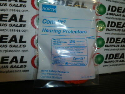 NORTH SAFETY 2814144 PLUG NEW IN BOX for sale  Shipping to India