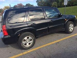 2005 Mazda Tribute SUV, Crossover