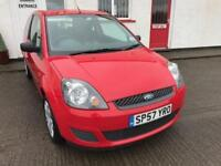 2007 57 FORD FIESTA 1.2 STYLE 16V 3D 78 BHP