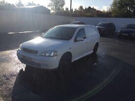 Vauxhall Astra 1.7 DTi Mot 25.4.17