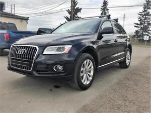 2014 Audi Q5 2.0L $199 BI-WEEKLY! AWD w/Heated Leather, SunRoof