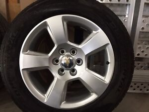 2016 Chevy Truck Tires and Rims