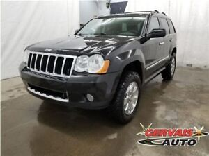 Jeep Grand Cherokee Limited 4x4 Navigation Toit Ouvrant MAGS 201